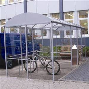 Halifax Combi Cycle / Smoking Shelter