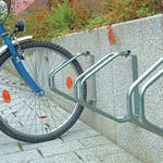 Wall Mounted Cycle Holder