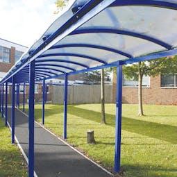 Winterbourne Entrance Shelter