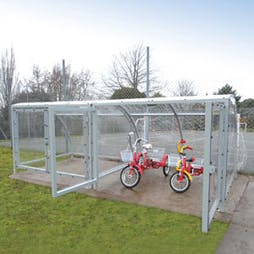 Holton Buggy / Tricycle Shelter