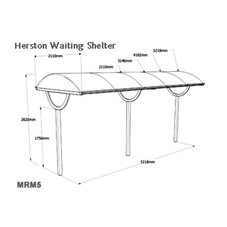 Herston Waiting Shelter