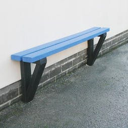 Back to Wall Bench