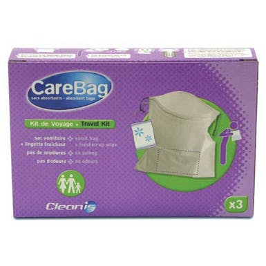 CareBag `Vom` Travel Bag