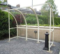 Dugout Smoking Shelters