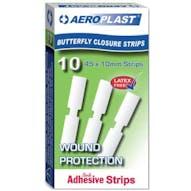 Aeroplast Butterfly Closure Strips