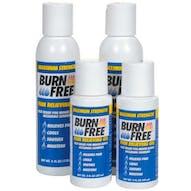 Burnfree Gel Bottles