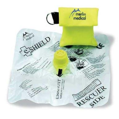 E-Shield Resuscitation Face Shields