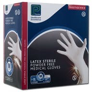 Sterile Powder Free Latex Gloves