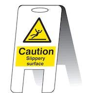Self Standing Floor Signs