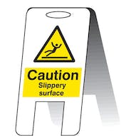 Self Standing Floor Signs
