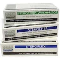 Steroplast Assorted Sterile Plasters