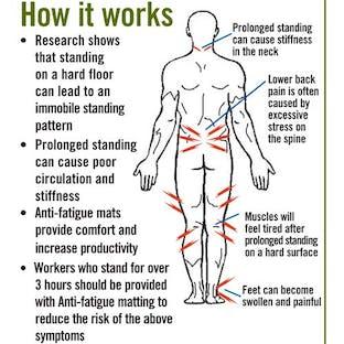 Easy Step Anti-Fatigue Mats