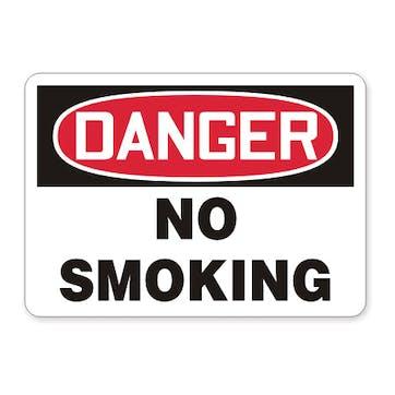 Danger: No Smoking