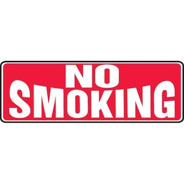 No Smoking (Red)