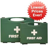 Large Standard First Aid Case