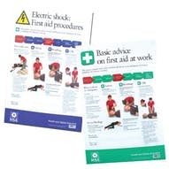 HSE First Aid Wallcharts