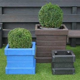 Sculpted Planters