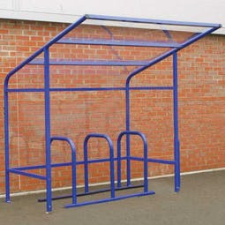 Wareham Cycle Shelter