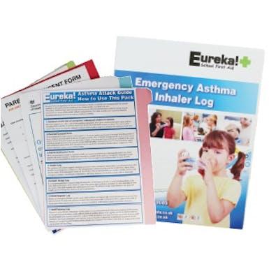 Asthma Log Folder
