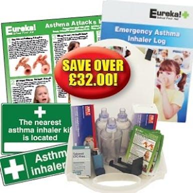 Emergency Inhaler Premium Starter Kit