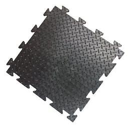 CheckerLok PVC Floor Tile