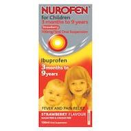 Nurofen For Children Oral Suspension