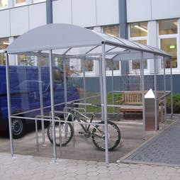 Sandford Combi Cycle-Smoking Shelter