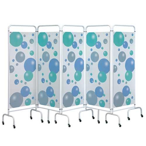 Sunflower 5 Panel Medical Screens