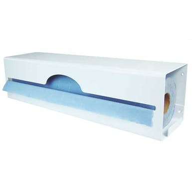 "20"" Antimicrobial Couch Roll Dispenser"