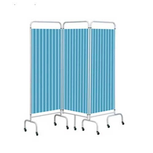 Sunflower 3 Panel Screen With Disposable Curtains