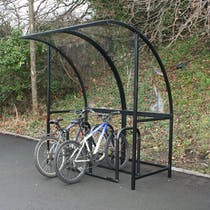 Derby Cycle Shelter
