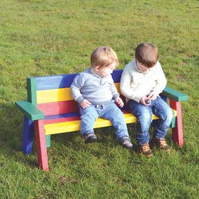 Designed for Little Ones Recycled Sloper Seat