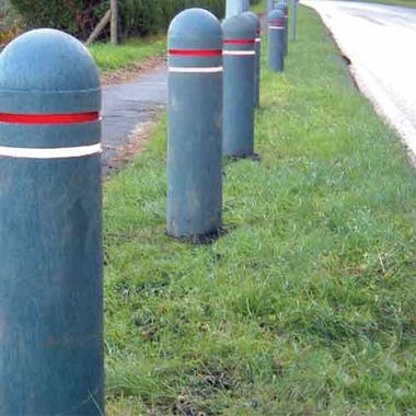 Hemispherical Bollard
