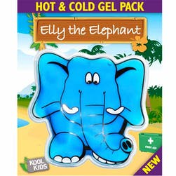 Elly the Elephant Hot & Cold Gel Pack