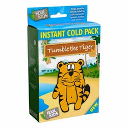 Tumble The Tiger Instant Cold Pack