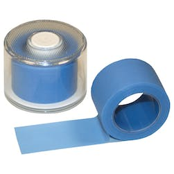 Blue Washproof Tape