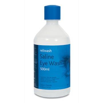 Sterile Eyewash Bottles
