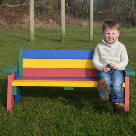 Designed for Little Ones Recycled Sloper Seat