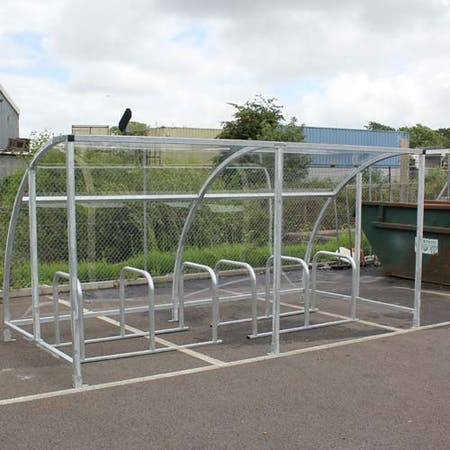 Kimmeridge Cycle Shelter