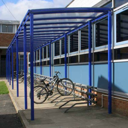 Winterbourne Cycle Shelter
