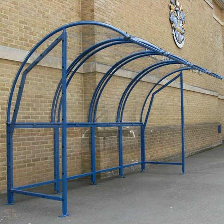 Holton Open Fronted Waiting Shelter