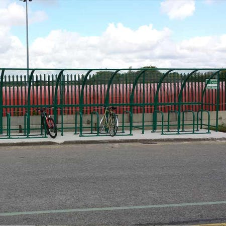 Holton Cycle Shelter