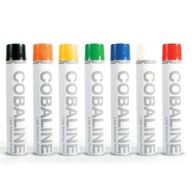 Cobaline Temporary Line Marking Paint