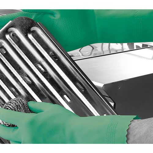Polyco Optima™ Mediumweight Flock Lined Latex Gloves