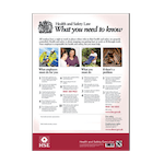 Safety Posters & Information