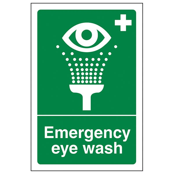 Emergency Facilities Signs