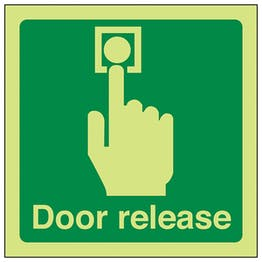 Door Release - Square