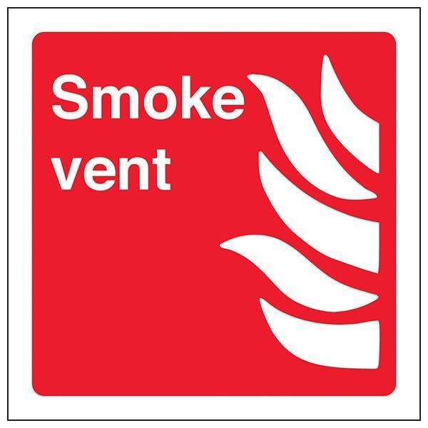 Smoke Vent - Square