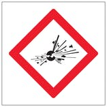 Explosive Signs