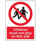 Child Safety Signs